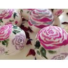 Hand Painted fresh spirit bath bom's with Clay and oatmeal to make your bath time special delicious